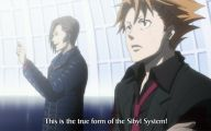 Psycho Pass Chief  4 Anime Wallpaper