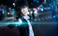 Psycho Pass Kogami 38 Background Wallpaper