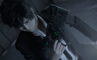 Psycho Pass Kogami 41 Hd Wallpaper