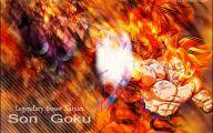 Son Goku Wallpaper 2 Widescreen Wallpaper