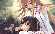 Sword Art Online Asuna  20 Widescreen Wallpaper