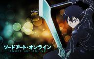 Sword Art Online Kirito  63 High Resolution Wallpaper