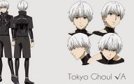 Tokyo Ghoul Characters  3 Desktop Background