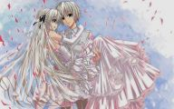 Anime Girls 2015 30 Wide Wallpaper