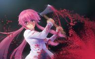 Anime Mirai Nikki 23 Widescreen Wallpaper