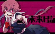 Anime Mirai Nikki 30 Cool Hd Wallpaper