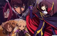 Code Geass Black Rebellion 36 High Resolution Wallpaper