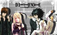 Death Note Demon 31 Desktop Background