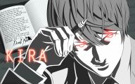 Death Note Light 25 Anime Background