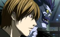 Death Note Light 29 Anime Background