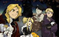 Full Metal Alchemist Characters 9 Desktop Background
