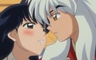 Inuyasha And Kagome 38 Anime Background