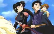 Inuyasha And Miroku 1 Desktop Background