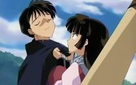 Inuyasha And Miroku 4 Background Wallpaper
