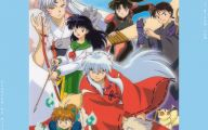 Inuyasha Characters 18 Cool Wallpaper