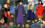Inuyasha Characters 4 Free Wallpaper