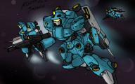 Mobile Suit Gundam 79 Fanfic 4 Desktop Wallpaper