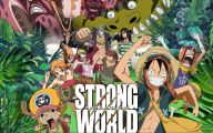 One Piece Strong World 17 Free Wallpaper