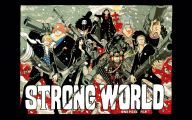 One Piece Strong World 5 Free Wallpaper