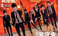 Psycho Pass 450 Anime Background