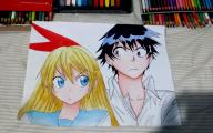 Raku Ichijo Wallpaper 24 Desktop Wallpaper