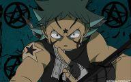 Soul Eater Black Star  32 Desktop Background