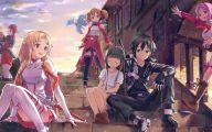 Sword Art Online Free  22 Desktop Background