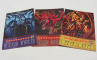 Yu Gi Oh Egyptian God Cards  25 Widescreen Wallpaper