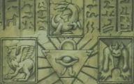 Yu Gi Oh Egyptian God Cards  7 Wide Wallpaper