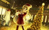 Anime Christmas Girls  5 Free Hd Wallpaper