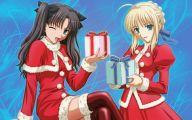 Anime Girls Christmas  8 Desktop Wallpaper