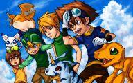 Digimon 320 Background Wallpaper