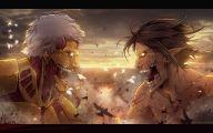 Attack On Titan Eren 17 Anime Background