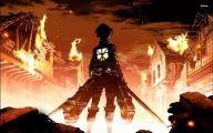 Attack On Titan Eren 29 Free Hd Wallpaper