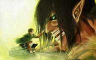 Attack On Titan Eren 31 Cool Wallpaper