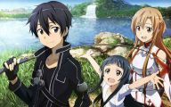 Season 3 Of Sao 5 Widescreen Wallpaper