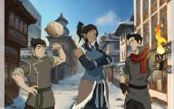 Legend Of Korra Season 1 13 Widescreen Wallpaper