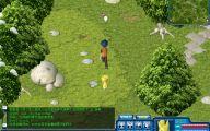 Online Rpg Digimon Game 29 Desktop Background