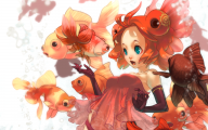 Anime Girls Contest 31 Anime Background