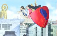 Anime Movies Line Up 3 Desktop Wallpaper