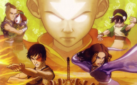 Avatar: The Last Airbender Anime 22 Widescreen Wallpaper