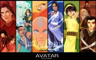 Avatar: The Last Airbender Series 3 Cool Hd Wallpaper