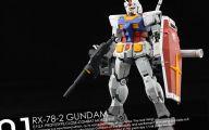 Bandai Gundam 7 Free Wallpaper