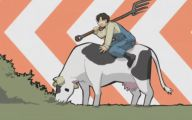 Chobits Episode 21 Anime Background
