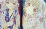 Chobits Game Arcade 1 Anime Background