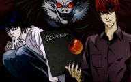 Death Note Anime Series 10 Widescreen Wallpaper