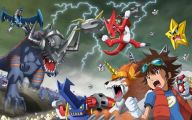 Digimon Anime Tv Series 27 Cool Hd Wallpaper