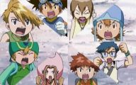 Digimon Episode 16 Desktop Background