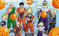 Dragon Ball Z Anime Series 4 Desktop Wallpaper