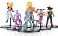 Dragon Ball Z Figures 21 Desktop Background